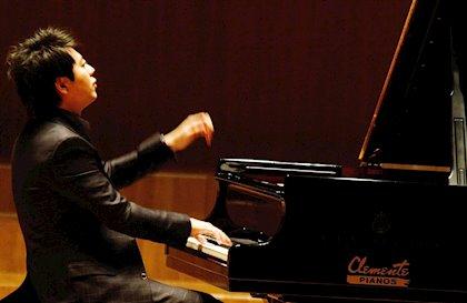 Pianos en L'Auditori de Barcelona